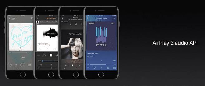 AirPlay 2 van Apple