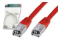 Goedkoopste Digitus Patch Cable, SFTP, CAT5E, 3M Rood