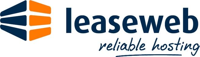 Nieuw Leaseweb Logo