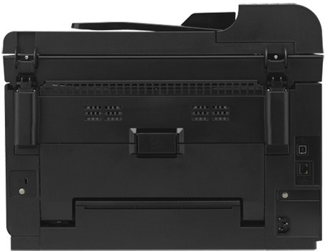hp laserjet 100 color mfp m175a manual