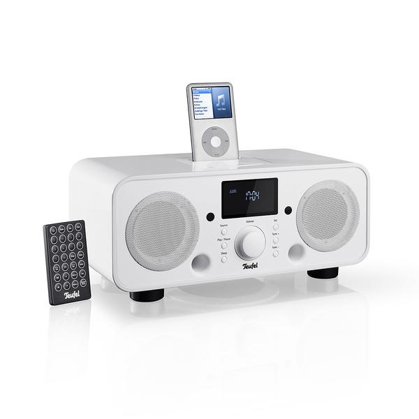 teufel iteufel radio v2 wit specificaties tweakers. Black Bedroom Furniture Sets. Home Design Ideas