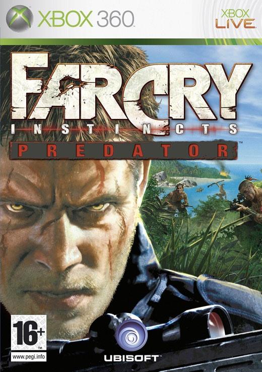 Far Cry - Instincts Predator, Xbox 360