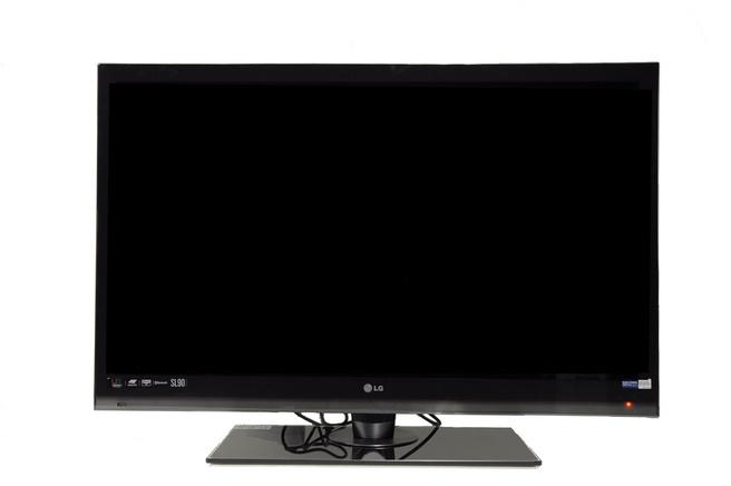 LG SL9000 front