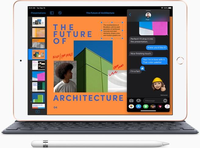 U het aansluiten van een toetsenbord om een iPad mini