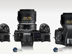 Nikon Z 35mm comparison