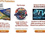 IPTV-pakketten Moviestreamer