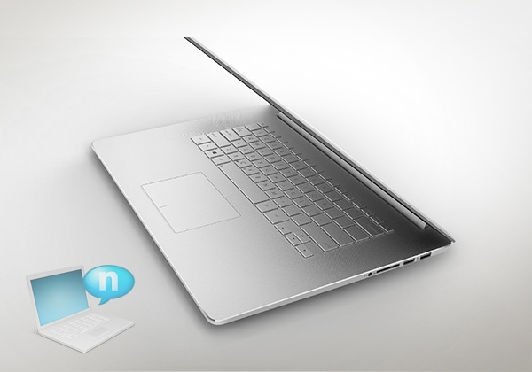 Asus Zenbook NCX500 render