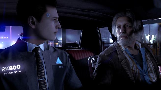 Detroit diventa umana, PlayStation 4