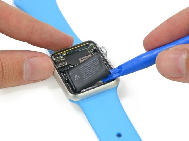 Accu vervangen bij Apple Watch