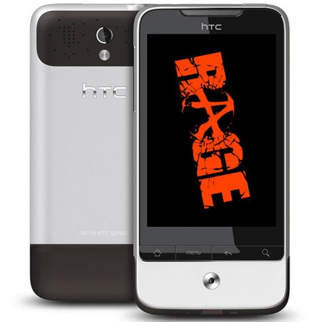 Rage op HTC Legend