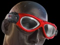Liquid Image zwembril met camera