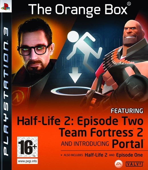 Half Life 2 - The Orange Box, PlayStation 3