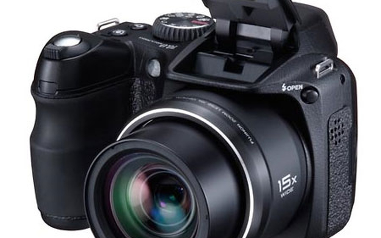 Fujifilm finepix s2000hd zwart specificaties tweakers for Fujifilm finepix s2000hd