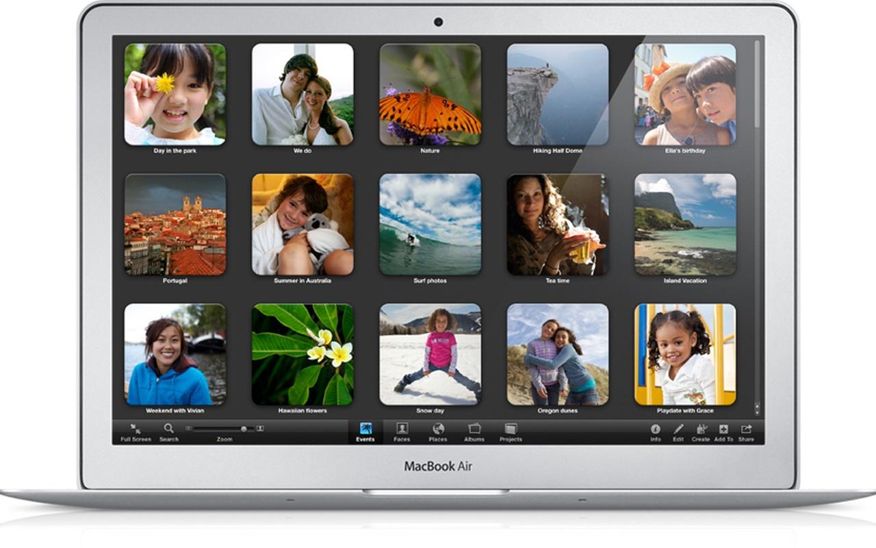 Mac OS X Lion: Fullscreen-apps