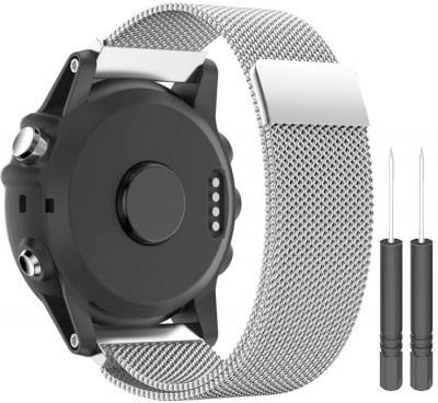 Just In Case Milanees Armband Voor Garmin Fenix 3 Fenix 3 Hr