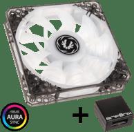BitFenix Spectre Pro RGB 120mm + Controller, 120mm
