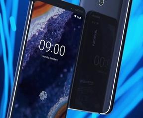 Nokia 9 PureView (bron: EvLeaks)