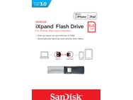 Sandisk iXpand 64GB Zilver