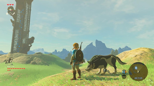 Preview The Legend of Zelda: Breath of the Wild