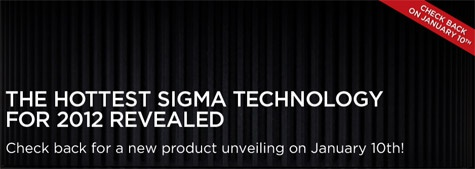 Sigma teaser 10 januari lenzen
