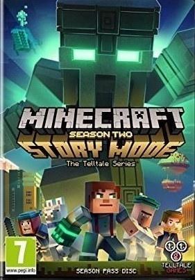 Minecraft: Story Mode - Season Two, PC (Windows)