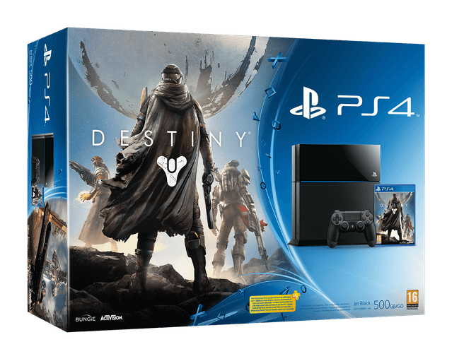 Destiny PlayStation 4 Console Bundel