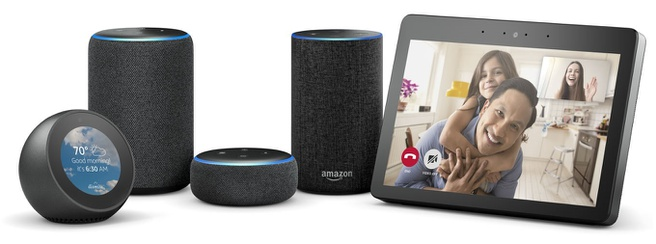 Amazon Alexa Skype