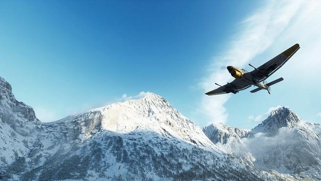 Battlefield V Arctic Fjord