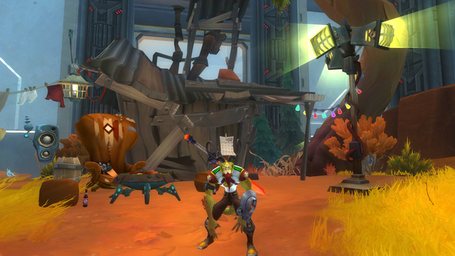 Preview WildStar
