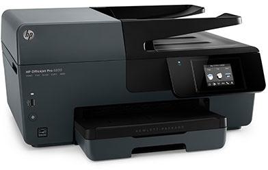 HP Officejet Pro 6830 e-All-in-One