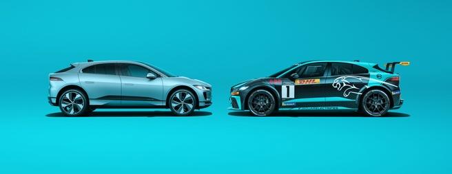 Jaguar I-Pace eTrhophy