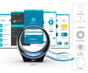 Asus Smart Home System