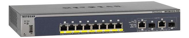 Netgear Prosafe M4100-D10-POE