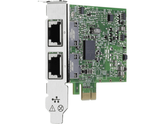 HP Ethernet 1Gb 2-port 332T Adapter - Netwerkadapter - PCI Express