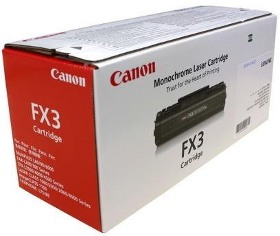 Canon FX-3 Toner, Origineel (Zwart)