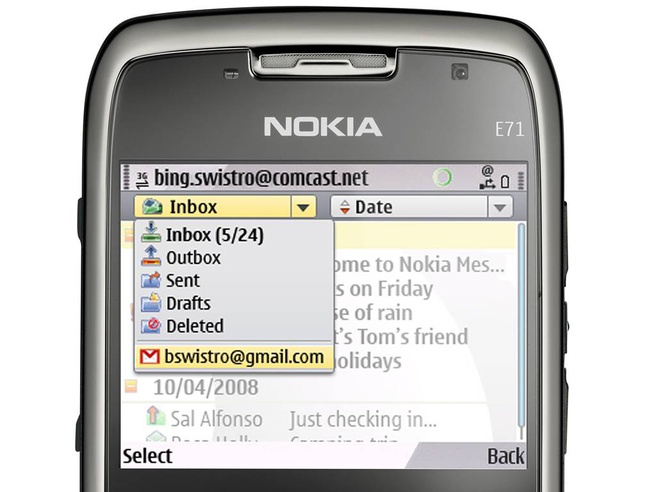 Nokia Messaging