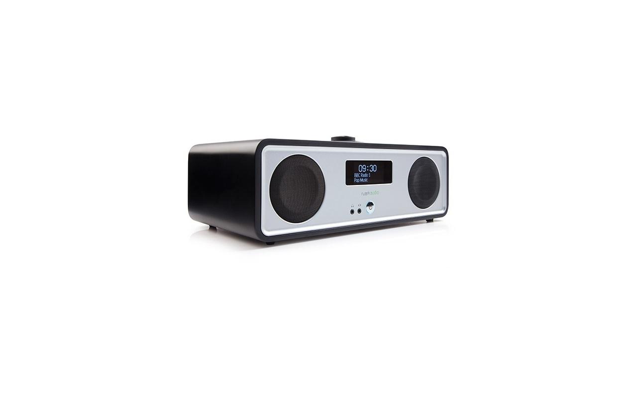 ruark audio r2 mk3 streaming music system zwart. Black Bedroom Furniture Sets. Home Design Ideas