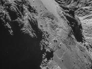 Beelden van komeet 67P/Churyumov-Gerasimenko