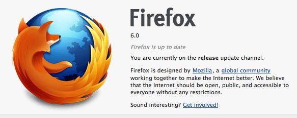 Firefox 6.0