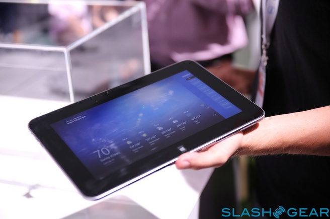 Dell XPS 10 (foto: Slashgear)