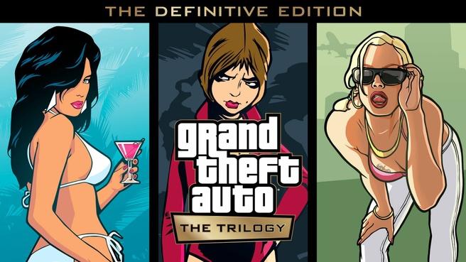 Rockstar Grand Theft Auto Trilogy The Definitive Edition remaster GTA