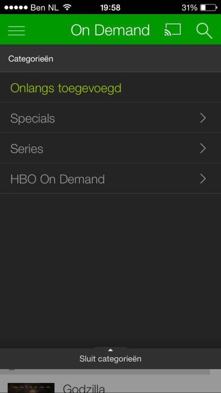 Wordt het HBO, Videoland, KPN Play of toch Netflix? …