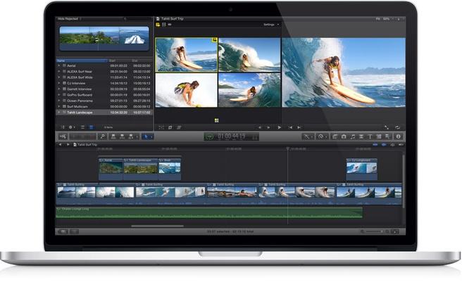 Apple MacBook Pro met Retina display