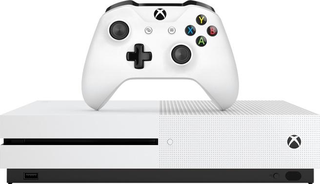 Microsoft Xbox One S 1TB Fortnite Bundel