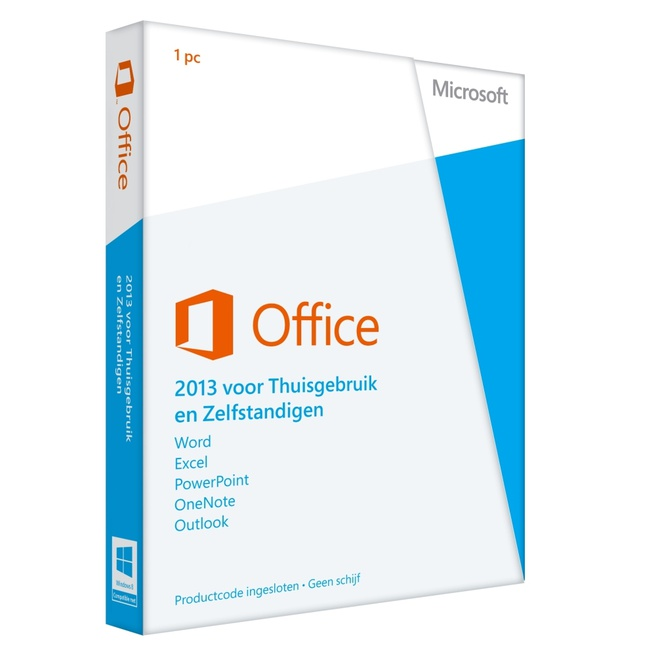 Microsoft Office 2013 Home & Business UK
