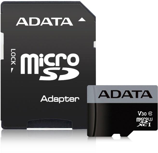 Adata microSDXC (UHS-I U3 CLASS10)