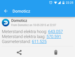 Domoticz - Open source domotica systeem - Duurzame Energie