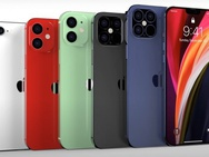 iPhone 12-renders