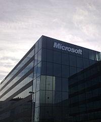 Microsoft-kantoor Schiphol-Rijk