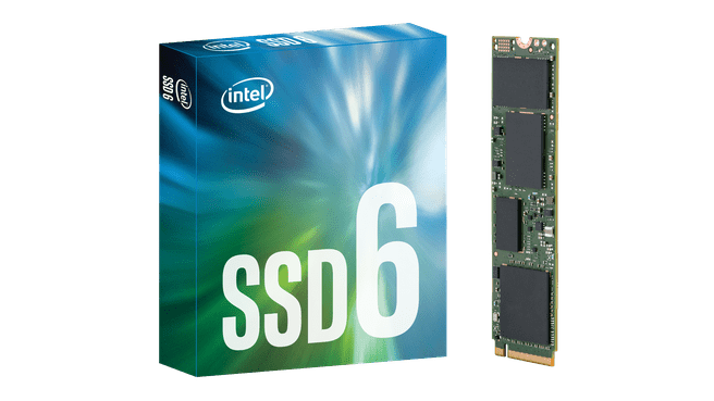 Intel 600p-ssd